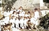老照片1941:熊希齡創辦的北京香山慈幼院舊影