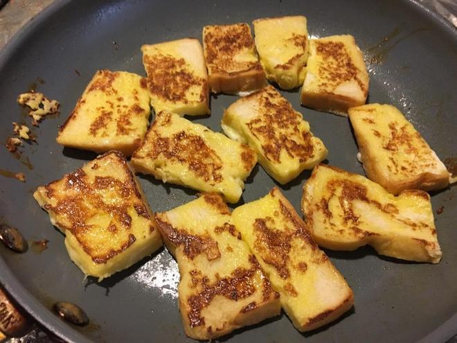 健康,營養,雞蛋煎麵包,美味十足!