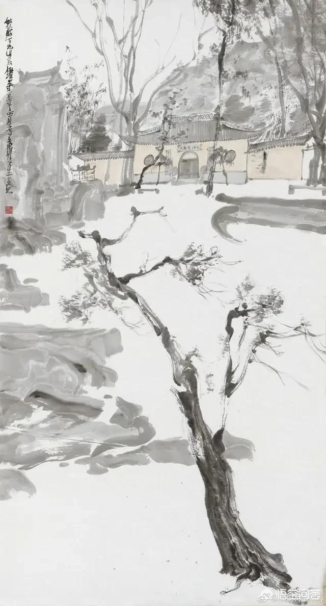 沒有筆墨的中國畫,還是中國畫嗎?你怎麼看?
