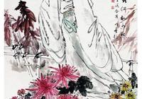 """兩歲就拿毛筆的國家畫院院長楊曉陽,畫了50年仍被罵""""不會畫畫"""""""