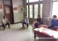「第一書記」科技信息局到第一書記任職村現場辦公會