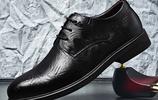 """這""""軟皮鞋""""一出,誰還穿運動鞋,奢華高級,商務出行"""