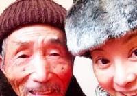 網友公佈了一組袁立做公益照片,瞬間淚奔,這才是中國最美的照片