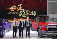 中國品牌乘用大皮卡首秀成都 定義家庭萬能車
