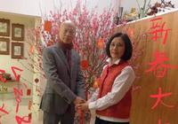 72歲汪明荃和73歲羅家英一起出席開年飯,與65歲趙雅芝罕見同框