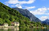 奧地利天鵝湖美如世外桃源,莫扎特曾在此居住,後成王室度假聖地