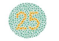 青島欣姐說車:7張色盲測試圖,看下你看出了幾張?