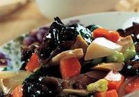 炒什錦蠶豆,雪裡蕻炒墨魚,蠶豆雪菜炒目魚,爆炒墨魚仔的做法