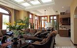 青島盧卡多堡別墅美式風格裝修