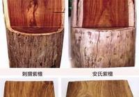 刺蝟紫檀和安哥拉紫檀,誰會稱王花梨木市場?