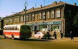 20張莫斯科彩色老照片,20世紀50年代的莫斯科日常生活