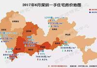 深圳各區最新房價出爐 你買得起哪裡?