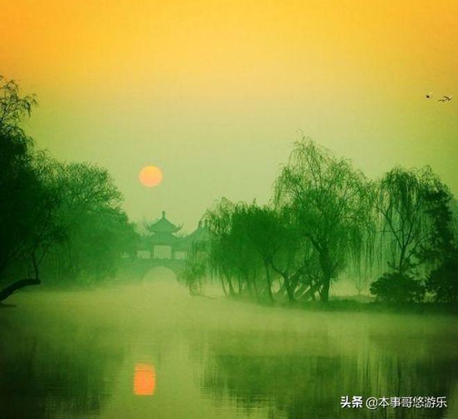 中國最適合養老旅遊十大城市,有你的家鄉和想去的地方嗎?