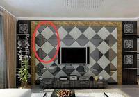 家裡新房裝電視背景牆,不要觸碰這2個風水禁忌,不然會越來越窮