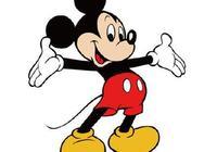 很高興遇見你,米老鼠!生日快樂!