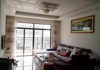 110平新房裝修只花了8萬,只抹大白牆的客廳這效果太漂亮了