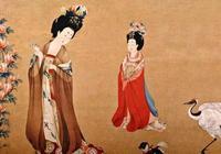 袒胸·女著男:唐朝女性服飾的兩大特色!