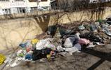 馬家溝畔綠地旁,咋形成了十幾米長的垃圾帶 ,破壞環境,趕緊清