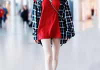 沈夢辰穿杜海濤的襯衫出來?明顯大幾碼,網友:單身狗做錯什麼了
