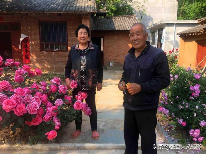 陝西大山裡的留守老人 住的小院像世外桃源 他說了幾句話我落淚了