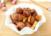 竹筍紅燒肉