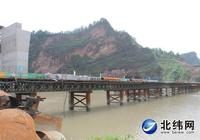 雅安多營青衣江大橋工程進展有序 計劃今年12月底合龍貫通