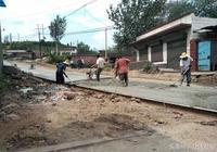 義棠鎮民生工程:師屯北至北角頭公路改造工程進展順利