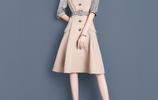 25-30歲的女性適合這樣的秋季美衣,個性優雅又端莊,還很顯氣質