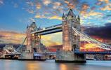倫敦美景,大都市倫敦美景,繁華的大都市倫敦美景