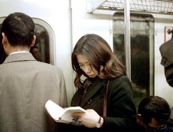 1972年的東京,那時還沒有東京熱