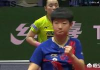 孫穎莎世乒賽1/16決賽4:1決殺伊藤美誠,球迷稱國兵最大功臣,這是為什麼?