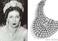 珠寶故事:埃及王太后鑽石項鍊