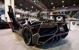 有沒有見過那麼醜的蘭博基尼——Aventador