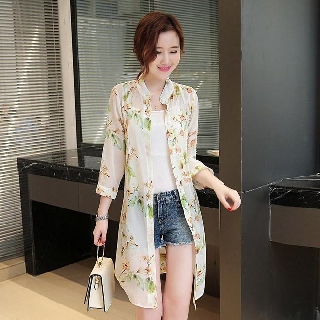 如果你是經常出門又愛美的你,敢緊備一款今夏最流行的防晒衣吧