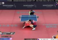 不知名華人教練場外指導奧恰洛夫,4:2擊敗中國香港黃鎮廷