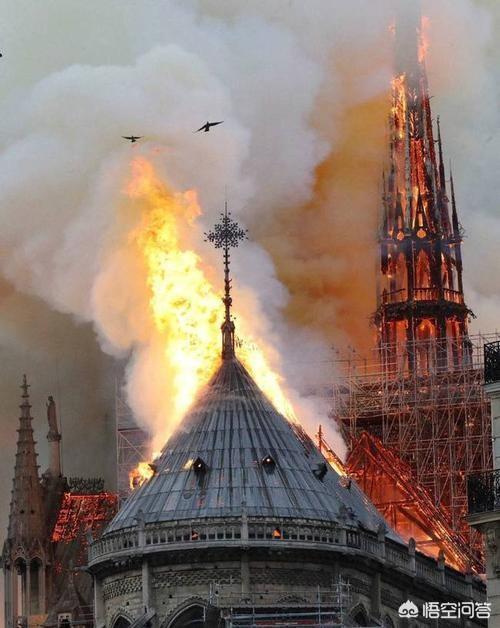 巴黎聖母院的大火為什麼能燒熱中國明星公眾們的微博朋友圈?