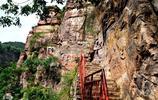 太行五指山景區位於太行山東麓涉縣境內,佔地面積20平方公里