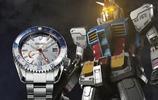 致敬40年高達進化史,SEIKO攜手經典機型,推出3款紀念限量款腕錶