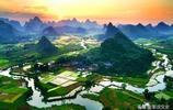 陽朔春天,無山無水不入神,十里畫廊,為你呈現絢爛的絕世風景