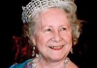"""一直深受愛戴的英國女王太后,卻在去世之後被民眾指""""偏心""""?"""