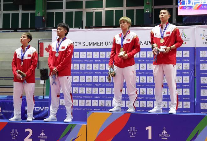 乒乓球——中國組合包攬乒乓球混雙冠亞軍