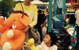 乒乓冠軍張怡寧的女兒
