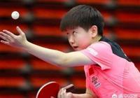 孫穎莎打出來的機會,日本站決賽衝擊奧運冠軍,你有什麼期待?