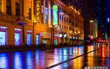 黑龍江省 哈爾濱市 中央大街夜景