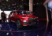 越南首款SUV將入華!外觀漂亮顏值高,配寶馬發動機,或不足10萬