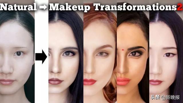 這才叫逆天化妝術!日本小姐姐靠化妝變身不同種族女孩!網友:中式裝扮太美了!