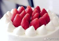 草莓奶油蛋糕,入門級手把手教程,輕鬆治癒少女心!