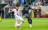 足球——歐羅巴聯賽:里昂無緣決賽