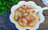推薦這道紅糖酒釀圓子,補血養顏,暖宮暖胃,女人要經常做來吃