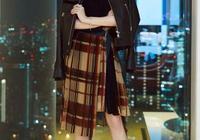 江疏影真會穿,這才是30歲女人該有的樣子,氣質太驚豔!